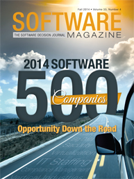 Software Magazine Cover